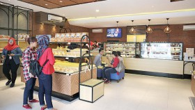 Capital Bakery, luncurkan Milo Cheese Cake