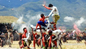 Festival Lembah Baliem: Perang, refleksi kesuburan