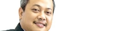 Andy Arslan Djunaid, siap bersaing dalam ekonomi digital