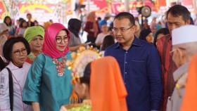 Hj. Diana Dewi, SE, siap pimpin Kadin DKI Jakarta