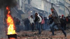 Gegara utang Ekuador krisis