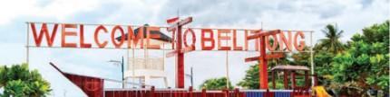 Belitung menuju wisata kelas dunia