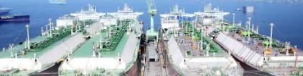 8 Galangan kapal terbesar dunia