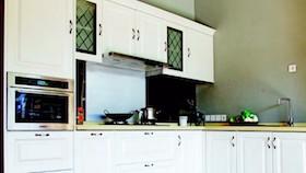 Merancang dapur minimalis klasik