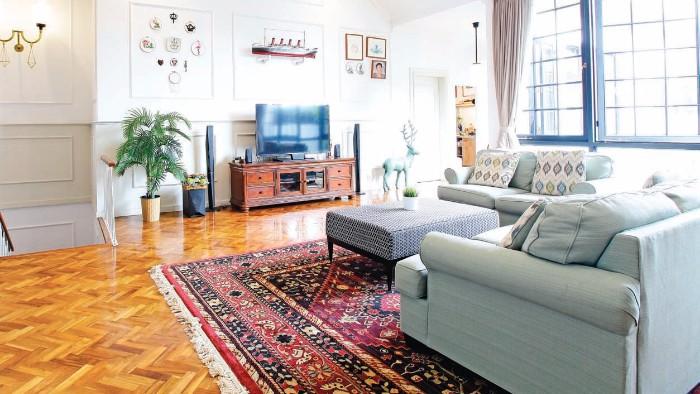 Pilih tepat tekstur karpet Edisi 360 Rumah