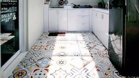 5 tips memilih lantai dapur