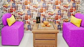 10 Langkah pasang wallpaper tanpa tukang