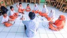Jadi siswa berprestasi di SD juara Jakarta Timur