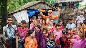 Rumah zakat salurkan bantuan untuk pengungsi Rohingya di Myanmar