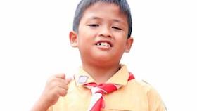 Anak-anak istimewa di SD juara Batam
