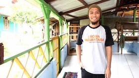 Menjelajah pesona desa Sawarna dengan cara tak biasa