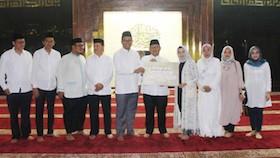 Jawa Barat serahkan donasi 1 milyar untuk Rohingya