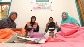 Gulirkan program pemberdayaan pekerja migran
