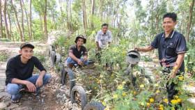 Merintis wisata edukasi berbasis lebah