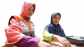 Lahirkan produktivitas perempuan melalui kelompok tani