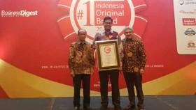 Rumah zakat raih 1ST Champion Indonesia Original Brand Award