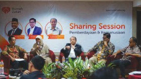 Rumah Zakat action untuk Indonesia dan dunia