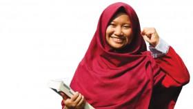 Nabila Yusroh Syahidah, pengajar muda di desa Pamoyanan