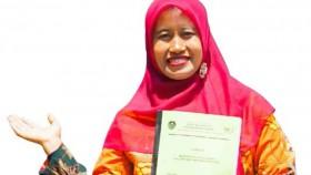 Dwi Sulistiani, wanita aktivis di Desa Jetis