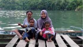 Kerja rasa liburan di Jayapura