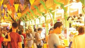 Festival kuliner Serpong 2017, dari timur menuju barat