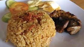 Petualangan kuliner di kota Serang Banten