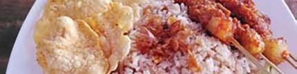 Warung nasi gonjleng