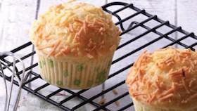 Kreasi muffin kaya rasa