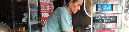 Depot sate kijang, Banjarmasin