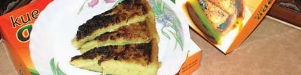 Ade Meutia, meurudu, pidie jaya konsisten memasak secara tradisional, usaha kue