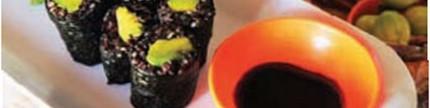 Strategi pemasaran usaha sushi murah
