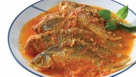 Ikan asin untuk hidangan sehari-hari