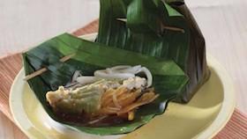 Jongkong, hidangan penutup tradisional