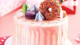 Dekorasi unik cake ulang tahun, semakin berani ciptakan dekorasi tak biasa