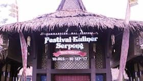 Festival Kuliner Serpong 2017