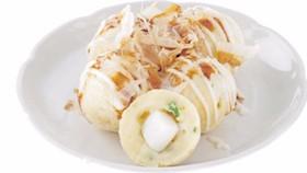 Kreasi takoyaki dengan aneka isi