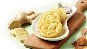 Jalebi, kue khas India berbentuk unik