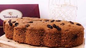 Tamarind cake, cake asam jawa yang terinspirasi dari asal kota Semarang