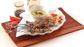 Sedap rasa & aroma sate khas Nusantara
