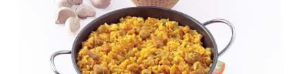 Nasi paella