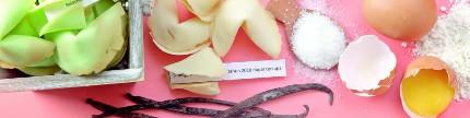 Uji keberuntungan dengan fartune cookies