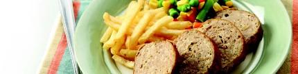 Rolade daging dalam aneka sajian