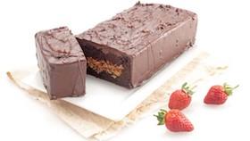 Cake fusion, biskuit & cokelat bar super besar