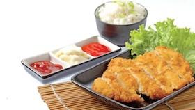 Kreasi seru chicken katsu