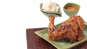 Ayam bakar Taliwang dalam aneka sajian