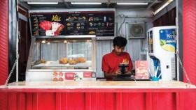 Haykal Kamil & Kal's Chicken, suguhkan ayam goreng krispi favorit