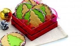 Meriahkan suasana hari raya dengan aneka kukis bernuansa Natal