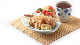 Inspirasi isi & toping takoyaki