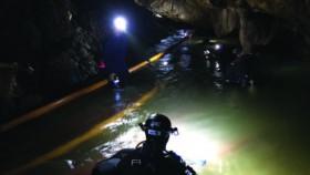 Penyelamatan gua Tham Luang: Momen penyelam