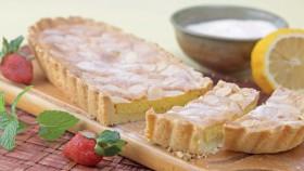 Cake Almond Pie